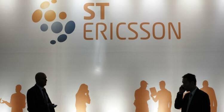 ST-Ericsson ne trouverait pas preneur