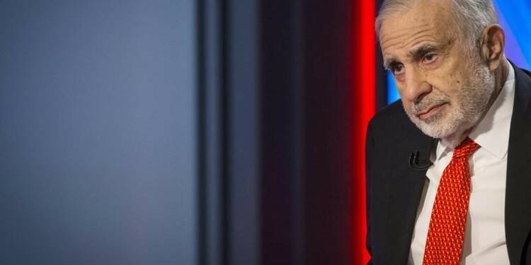 Enquête aux USA sur un possible délit d'initié impliquant Icahn