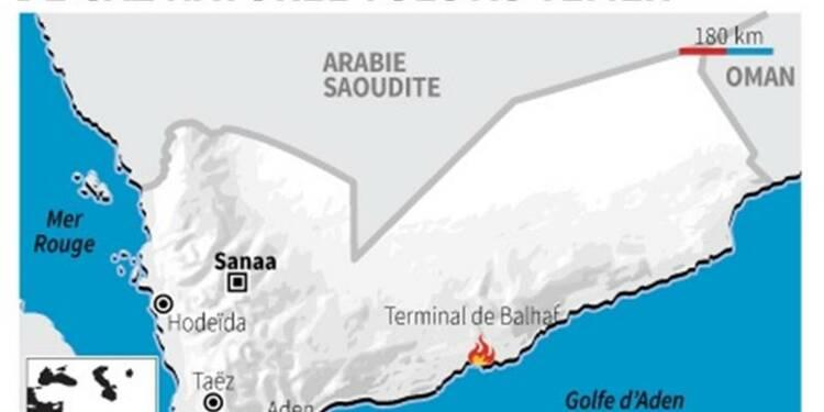 Cinq soldats gardant un terminal de gaz naturel abattus au Yémen