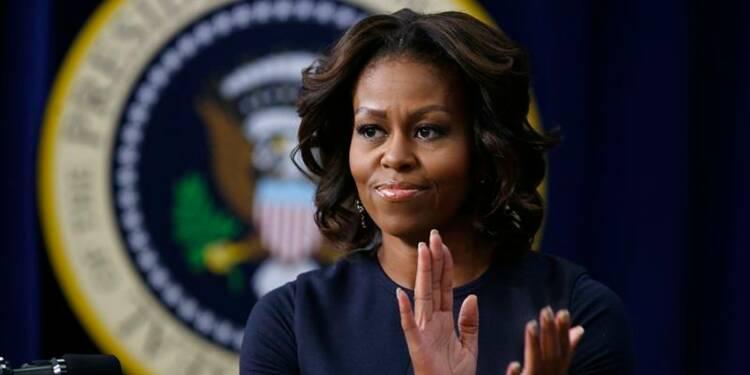 Michelle Obama rejoint le club des quinquagénaires