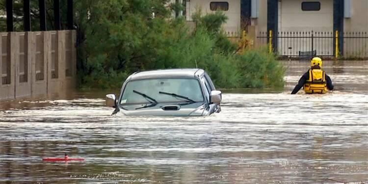 Etat d'urgence en Sardaigne après une tempête meurtrière