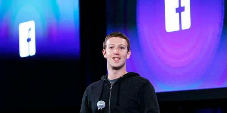 Facebook veut assurer un accès à internet aux populations les plus pauvres de la planète