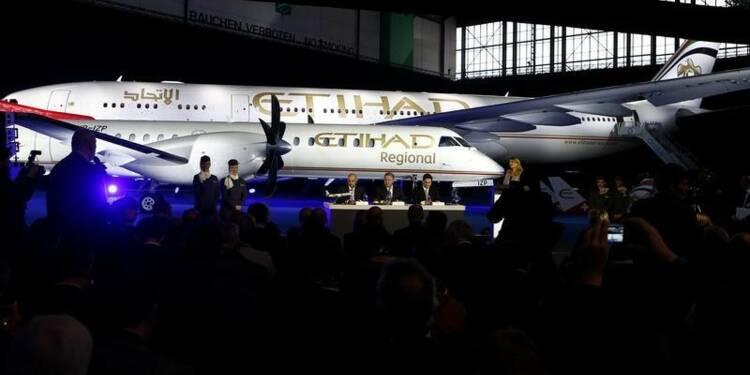 Une chance sur deux de voir Etihad investir dans Alitalia