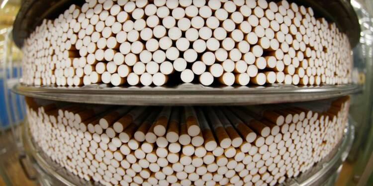 Discussions sur la création d'un géant du tabac aux Etats-Unis