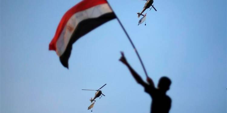 Impasse politique en Egypte après les manifestations anti-Morsi