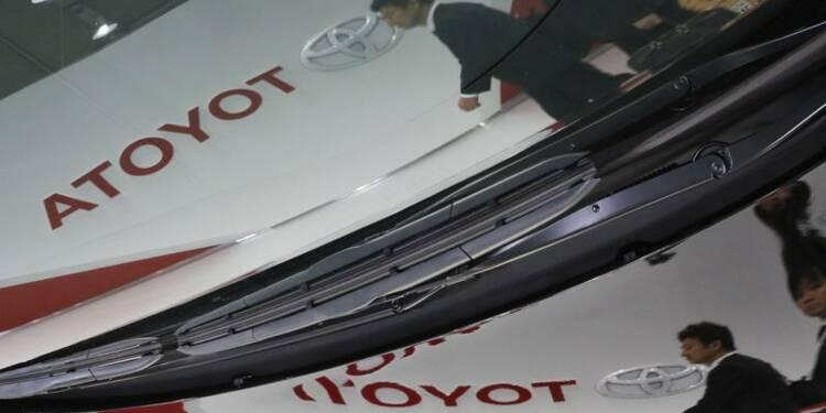 Toyota est resté numéro un mondial de l'automobile en 2013
