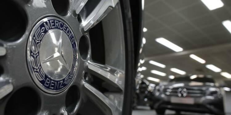 Mercedes-Benz dévoile ses projets d'expansion en Chine
