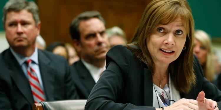 """La """"culture du secret"""" de General Motors vilipendée au Congrès"""