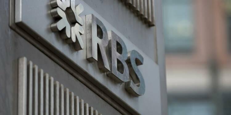 RBS juge la situation plus propice à un désengagement de Londres