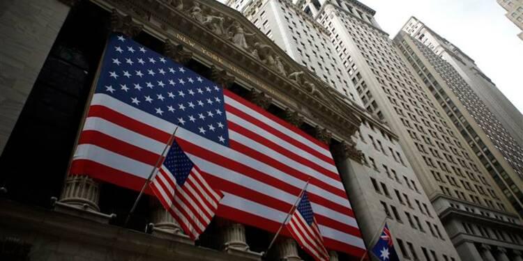 Wall Street ouvre en hausse, résultats au-dessus des attentes