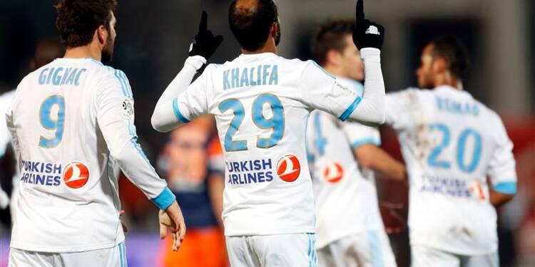 Ligue 1: l'OM et Thauvin confirment leur embellie