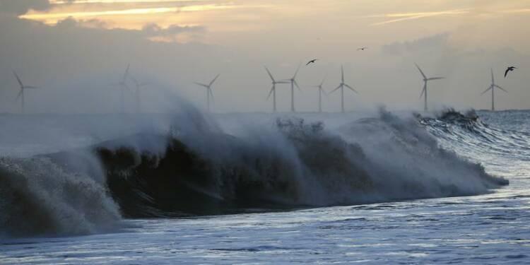 Areva et Gamesa négocient une alliance dans l'éolien en mer