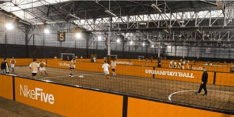 UrbanFootball défoule les cadres stressés