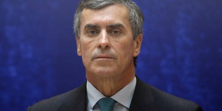 Jérôme Cahuzac exclu du Parti socialiste