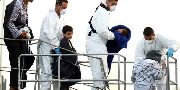Nouveau naufrage entre la Sicile et la Tunisie, 34 morts