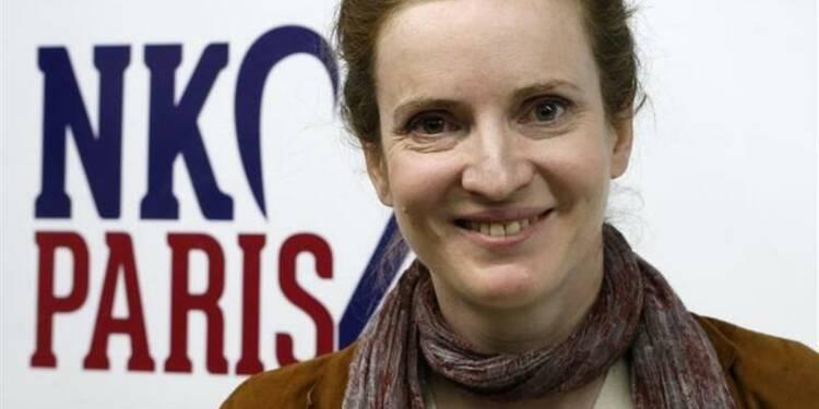 Nathalie Kosciusko-Morizet, tête de liste de l'UMP pour Paris