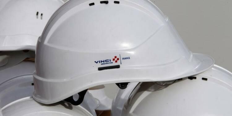 Vinci gagne un contrat pour un projet au Royaume-Uni