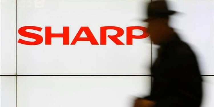 Sharp relève ses prévisions grâce aux commandes chinoises