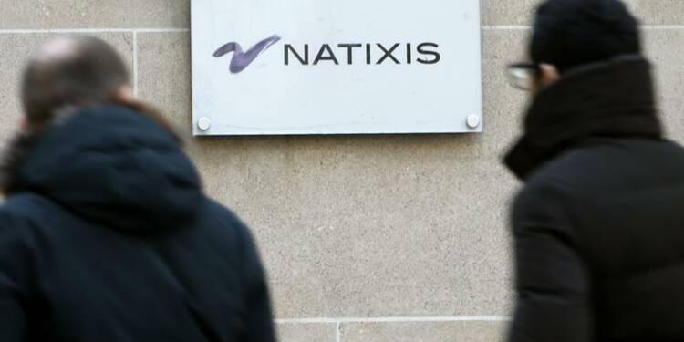 La réévaluation de la dette pèse sur le 2e trimestre de Natixis