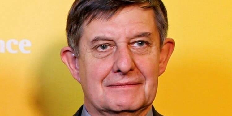 Jean-Pierre Jouyet est le nouveau secrétaire général de l'Elysée