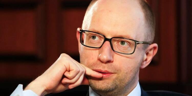 """""""L'Ukraine peut payer le prix de son indépendance"""", dit Kiev"""
