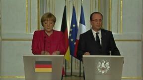 Hollande garde l'objectif d'inversion de la courbe du chômage