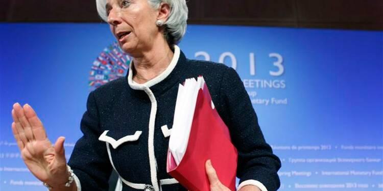 Christine Lagarde entendue fin mai dans l'affaire Tapie