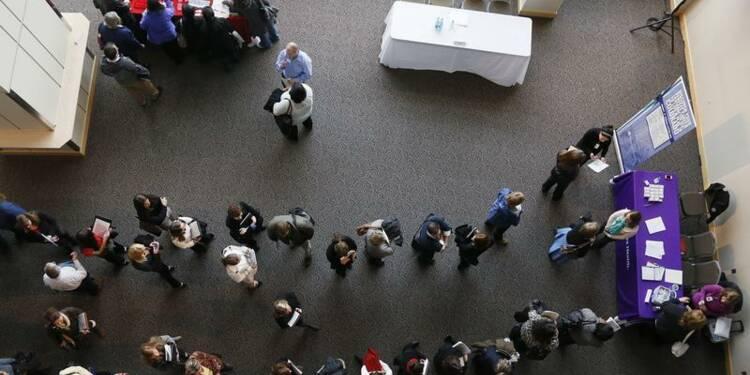 Très légère hausse des inscriptions au chômage aux Etats-Unis