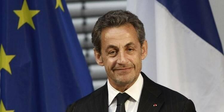 A l'approche des européennes, Nicolas Sarkozy laboure son sillon
