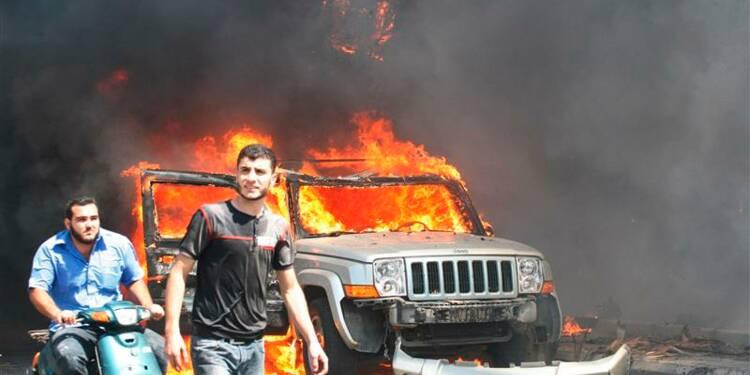 Explosions meurtrières près de deux mosquées au Liban, à Tripoli
