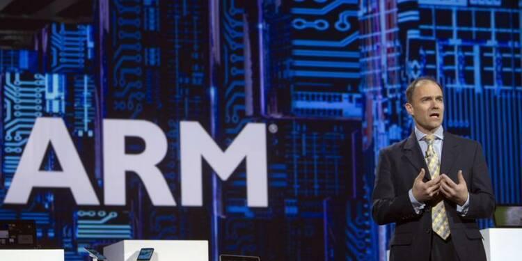 Démission du PDG d'ARM, le titre chute en Bourse