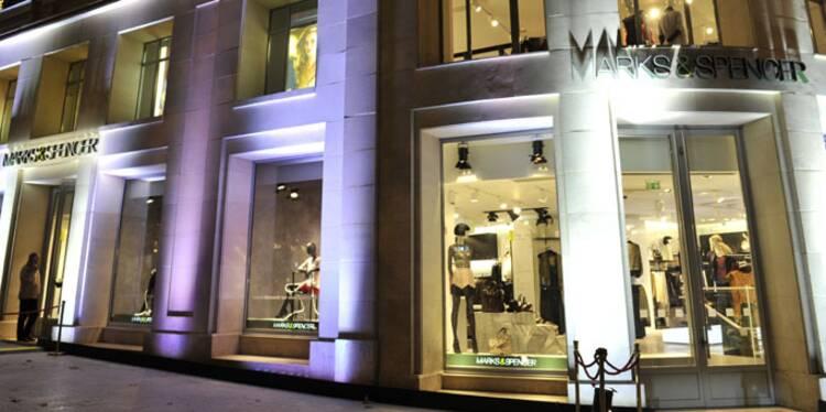 Marks&Spencer, l'art de revenir à l'anglaise