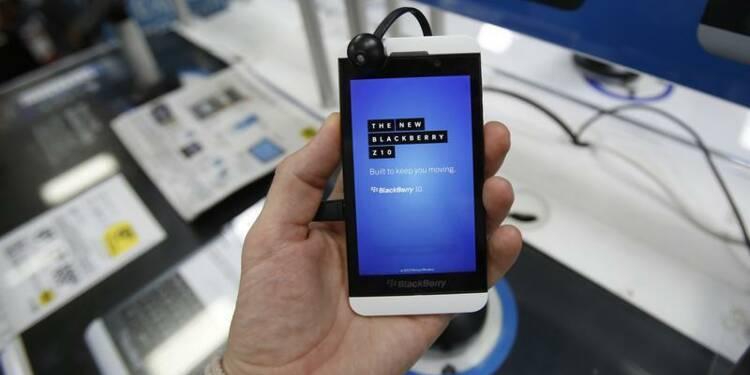 Blackberry n'exclut pas de sortir de la Bourse