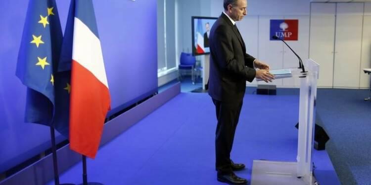 """L'UMP veut une Europe """"à géométrie variable"""""""