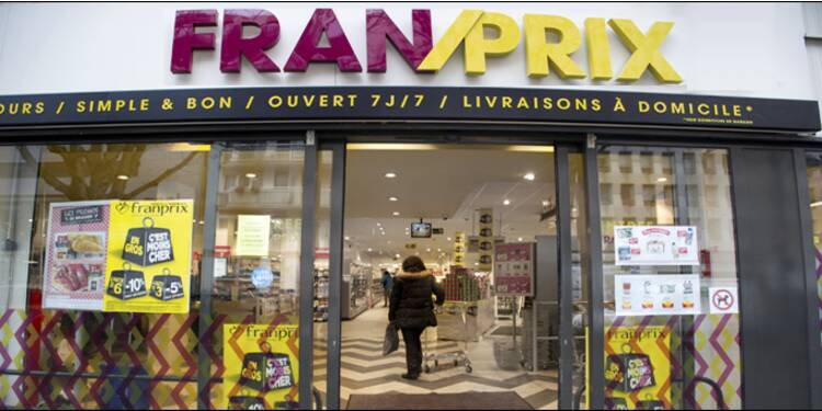 Quel souk  chez Franprix !