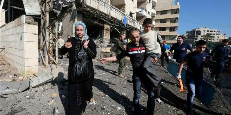Une explosion à Beyrouth fait deux morts et six blessés