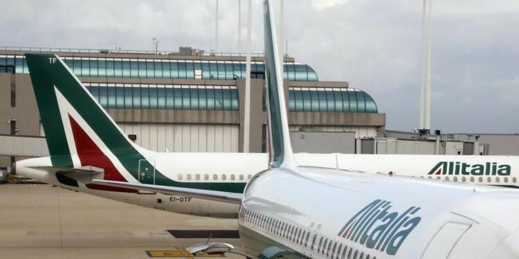 De 2.400 à 2.500 suppressions de postes chez Alitalia