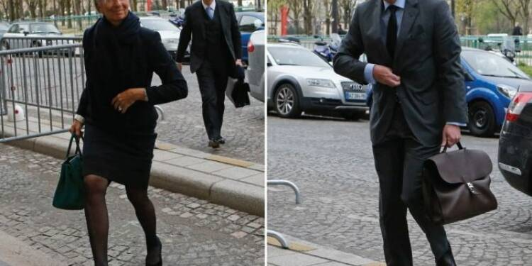 Afffaire Tapie: confrontation mercredi entre Lagarde et Richard
