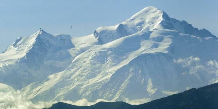 Deux alpinistes italiennes tuées dans le massif du Mont-Blanc