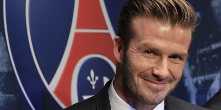 L'arrivée de Beckham, bonne nouvelle pour Paris, dit Delanoë