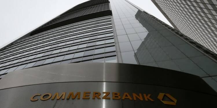La banque de détail dope le bénéfice trimestriel de Commerzbank