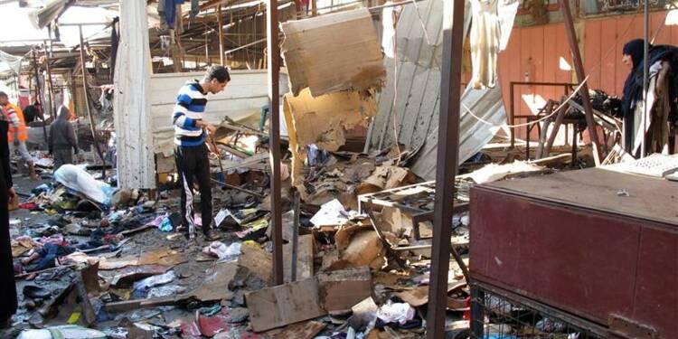 Plusieurs attentats visent des quartiers chrétiens de Bagdad