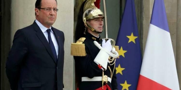 La cote de confiance de François Hollande continue de chuter