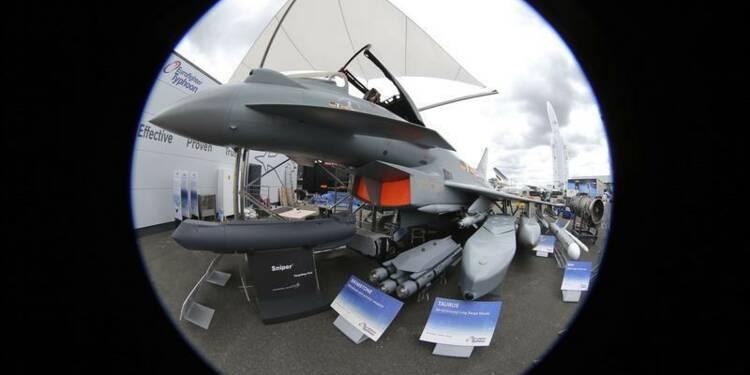Les Emirats ne poursuivent pas les discussions sur l'Eurofighter