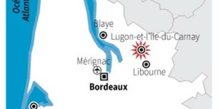 Un hélicoptère s'écrase en Gironde avec quatre personnes à bord