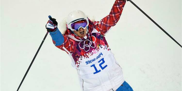 JO: La Française Marie Martinod en argent en ski halfpipe