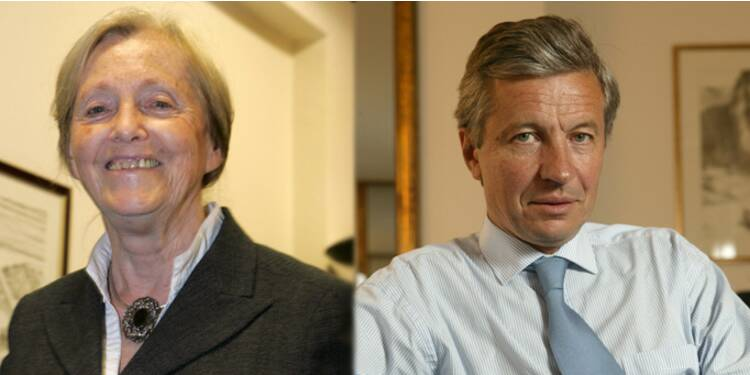 Colette Neuville, Fabrice Rémon : les Robin des bois des petits actionnaires à couteaux tirés