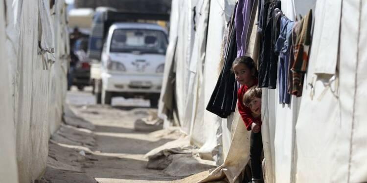 L'Onu bientôt à court de fonds pour l'aide aux réfugiés syriens