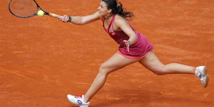Roland-Garros: Bartoli inexistante face à Schiavone