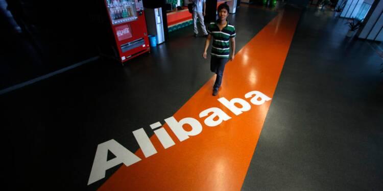 Alibaba donne le coup d'envoi de son entrée en Bourse à New York